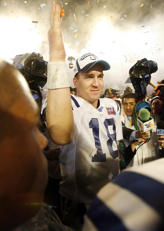 Peyton Manning1 Ranking the Last Ten Super Bowls