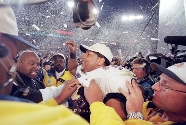 Ray Lewis Ranking the Last Ten Super Bowls