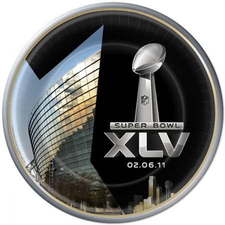 Super Bowl XLV e1296356506853 The History of the Super Bowl in Pictures Part I