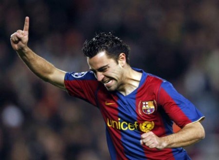 Xavi Hernandez e1296465724163 The Best Midfielders in the World   2011 Edition