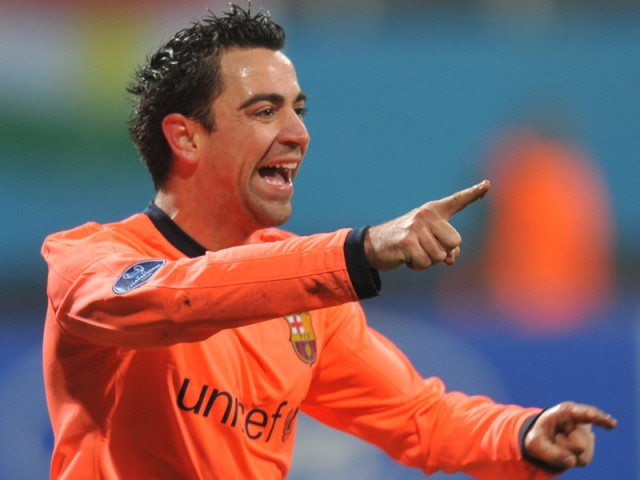 Xavi Hernandez1 e1296472939729 The Best Midfielders in the World   2011 Edition