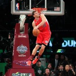 Blake Griffin 2 150x150 2011 Dunk Contest   Best Pictures