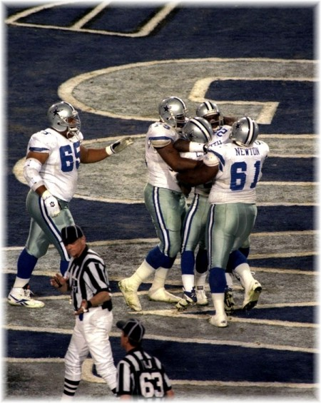 Dallas Cowboys e1296568131225 The History of the Super Bowl in Pictures Part II
