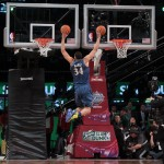 JaVale McGee Two 150x150 2011 Dunk Contest   Best Pictures