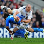 Mike Tindall 150x150 Six Nations 2011 Week 2   Best Pictures