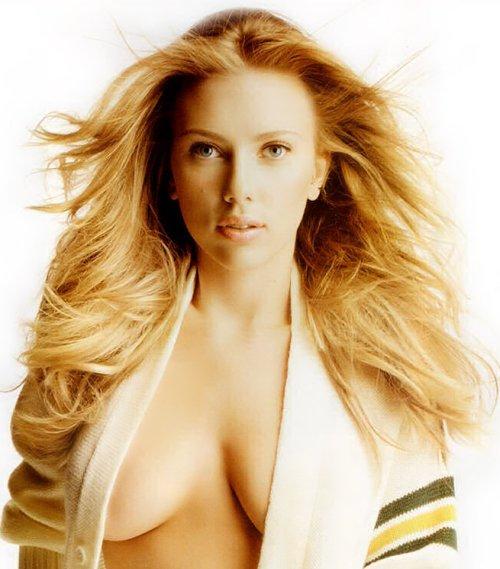Scarlett Johansson sexy pictures 2011