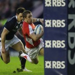 Shane Williams 150x150 Six Nations 2011 Week 2   Best Pictures
