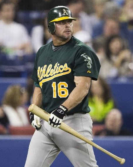 Jason Giambi The Ten Oldest Players in MLB Heading into the 2011 Season