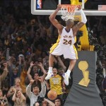 Kobe Bryant1 150x150 Awesome Dunks and Dunkers