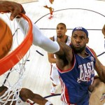 LeBron James3 150x150 Awesome Dunks and Dunkers