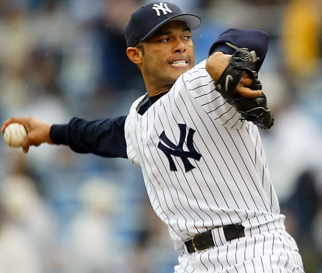 Mariano Rivera1 e1301338677482 The Ten Oldest Players in MLB Heading into the 2011 Season