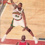 Shawn Kemp 150x150 Awesome Dunks and Dunkers
