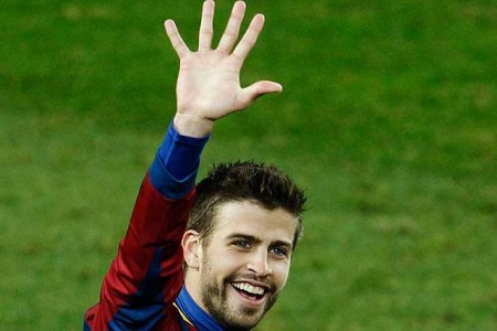 Gerard Pique1 e1302880472761 Clasico,Barcelona, Real Madrid Talk and Cristiano Ronaldos Chance to Best Lionel Messi