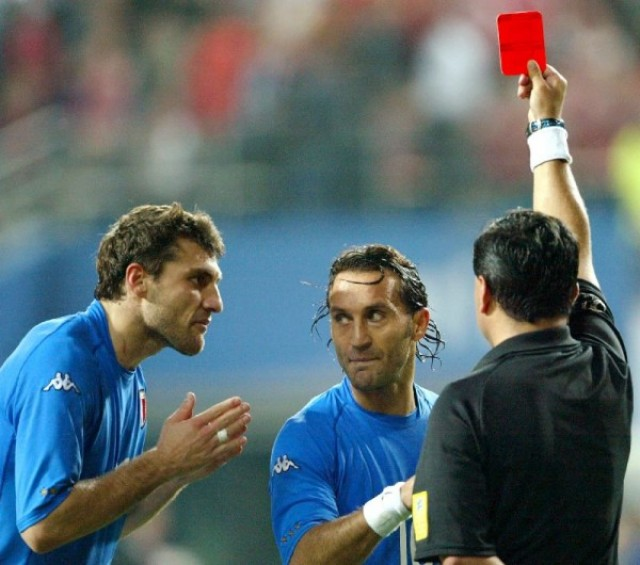 Byron Moreno e1304501623312 The Worst Soccer Referee Mistakes of All Time