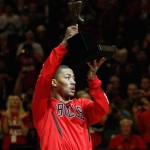 Derrick Rose MVP 150x150 The NBAs 2010 2011 Regular Season Award Winners