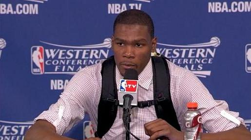 Kevin Duant Kevin Durant Answers Stupid Reporter With Stupid Questions