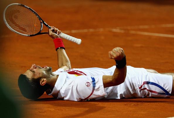 Novak Djokovic The Best Tennis Player In The World