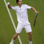 Andy Murray 150x150 2011 Wimbledon   Day 1 Pictures