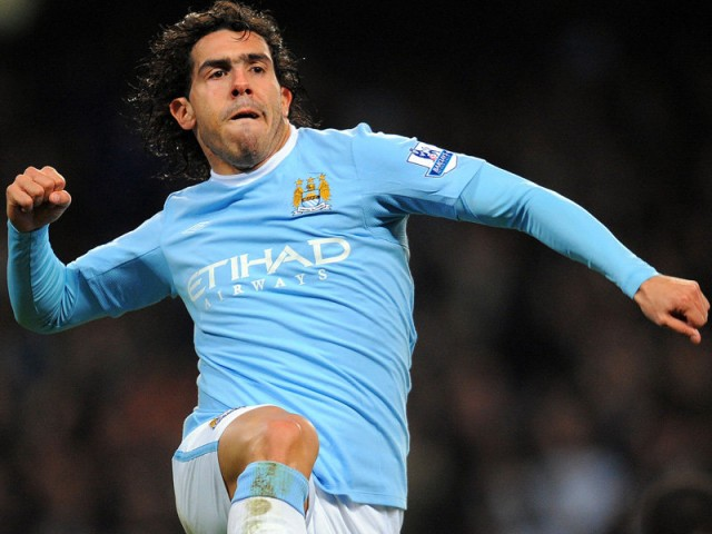Carlos Tevez e1308469713693 Highest Paid Footballers in the World for 2010 2011