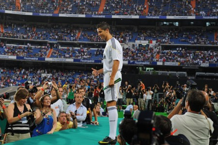 Cristiano Ronaldo e1307007155378 The Top Ten Highest Paid Athletes in the World