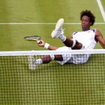 Gael Monfils 150x150 2011 Wimbledon   Day 1 Pictures