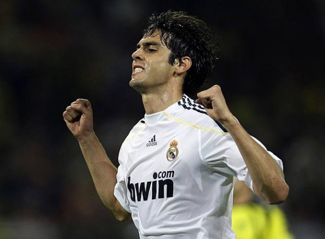 Kaka e1308470492712 Highest Paid Footballers in the World for 2010 2011