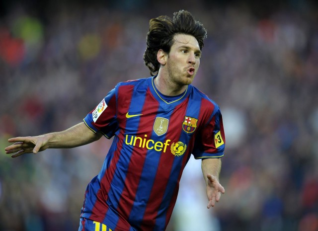 Lionel Messi1 e1308471417652 Highest Paid Footballers in the World for 2010 2011