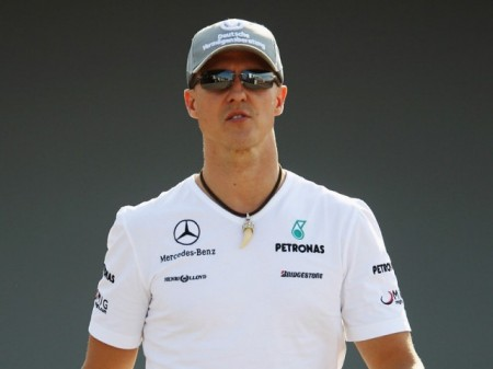 Michael Schumacher e1307006347189 The Top Ten Highest Paid Athletes in the World
