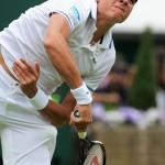 Milos Raonic 150x150 2011 Wimbledon   Day 1 Pictures