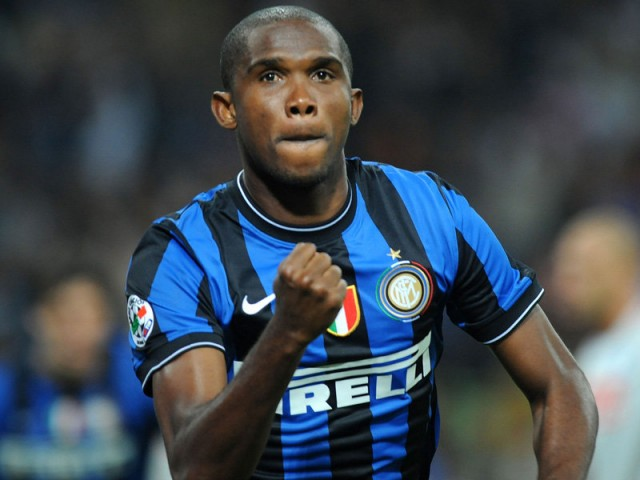Samuel Etoo e1308469527219 Highest Paid Footballers in the World for 2010 2011