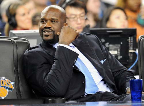Shaq out e1306964500256 Saying Thank You to Shaquille ONeal