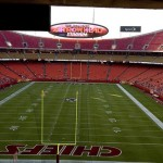 Arrowhead Stadium 150x150 The 2011 NFL Stadiums