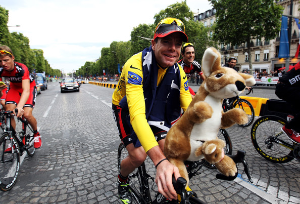 Cadel Evans Best Photos of the Week July 24 31