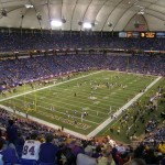 Hubert H. Humphrey Metrodome 150x150 The 2011 NFL Stadiums