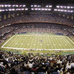 Louisiana Superdome 150x150 The 2011 NFL Stadiums