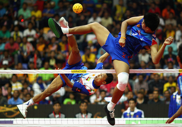 Sepaktakraw Best Photos of the Week July 24 31