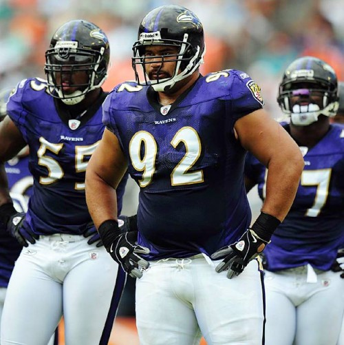 Haloti Ngata e1314103167860 The Top Ten Highest Paid NFL Players in 2011