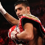 Amir Khan2 150x150 All the Reigning Boxing Champions From Heavyweight to Junior Welterweight