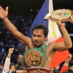 Manny Pacquiao2 150x150 All the Reigning Boxing Champions From Heavyweight to Junior Welterweight