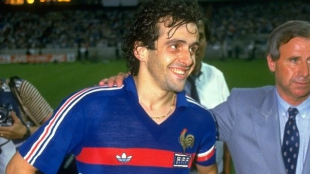 Michel Platini e1316684361596 Top Scorers in the Euro History