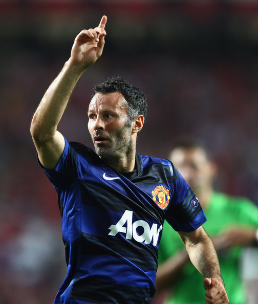 Ryan Giggs Battle for Last 16 Hots Up Halfway Through Group Stages