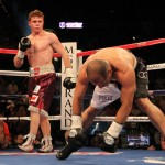 Saul Alvarez 150x150 All the Reigning Boxing Champions From Heavyweight to Junior Welterweight