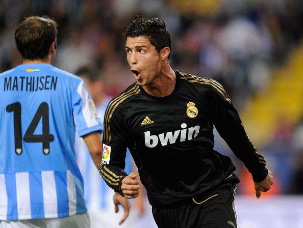 ملقة 0-4 ريال مدريد