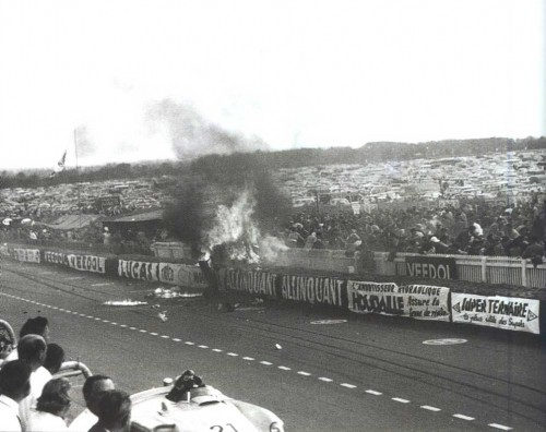 Le Mans 1955 e1318845046586 Tragedy on the Tracks   Auto Racing Deaths