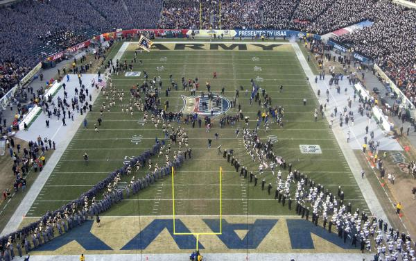 Army vs Navy The Oldest Rivalries in College Football