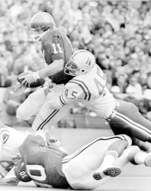 Nebraska vs Oklahoma e1320234242277 LSU   Alabama Game of the Century Predecessors