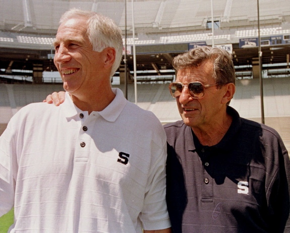 Paterno Sandusky College Football Scandals in 2011
