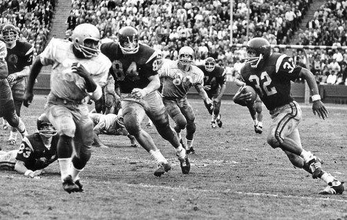USC vs UCLA e1320233582803 LSU   Alabama Game of the Century Predecessors