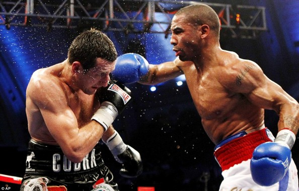 Andre Ward1 e1325341993283 Athletes of the Year   2011 Edition
