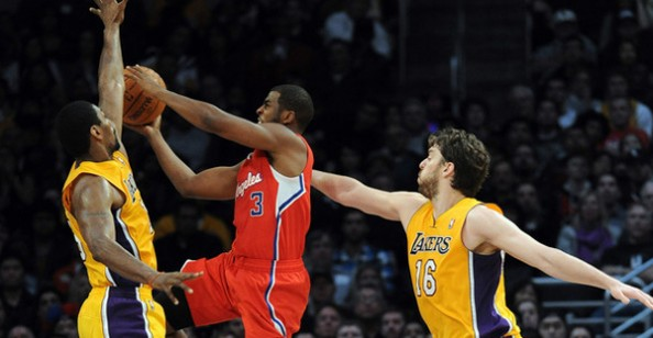 Chris Paul3 e1324517842829 Top Five Point Guards in the NBA, Going Into 2011 2012